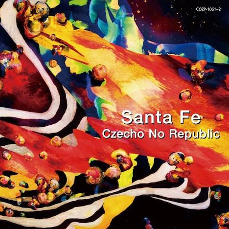 Czecho No Republic「Santa Fe」初回限定盤ジャケット