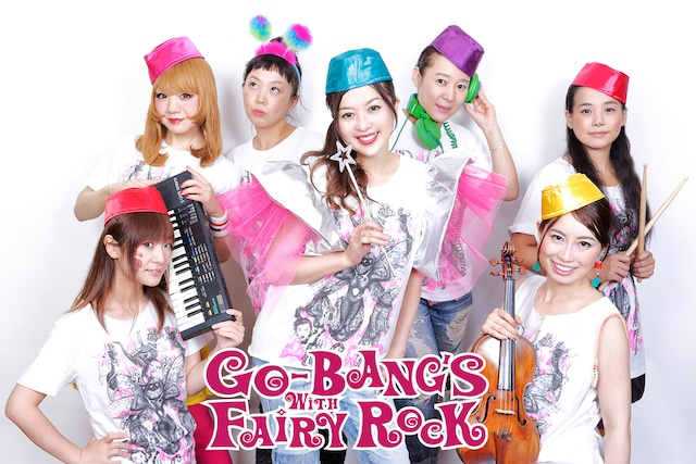 GO-BANG'S WITH FAIRY ROCK