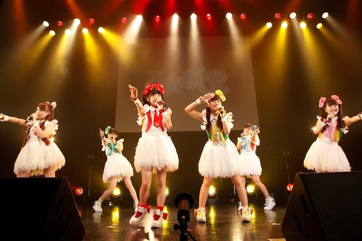 乙女新党「乙女新党 第二幕 ~GROWING UP~」DISC 2のワンシーン。