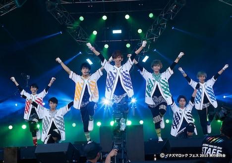 超特急(写真提供:EPICレコードジャパン)