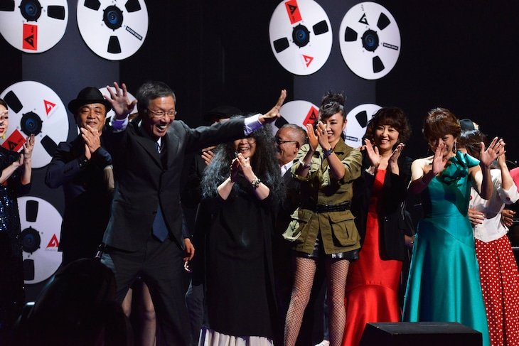 「ALFA MUSIC LIVE」東京・Bunkamuraオーチャードホール公演の様子。