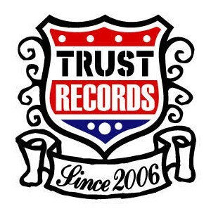 TRUST RECORDSロゴ
