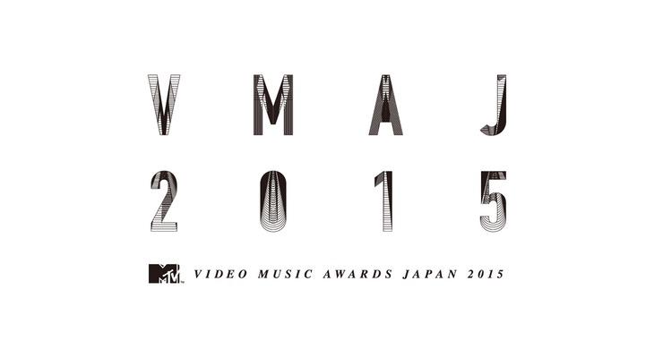 「MTV VMAJ 2015」ロゴ