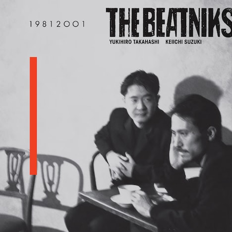 THE BEATNIKS「THE BEATNIKS 19812001」ジャケット