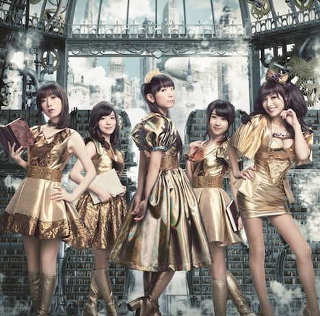 Aice5「Aice5 ALL SONGS COLLECTION」通常盤ジャケット