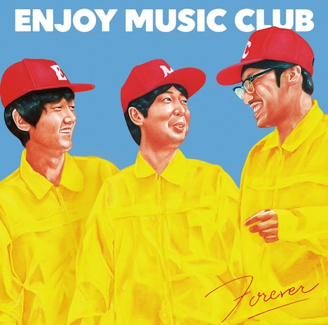 Enjoy Music Club「FOREVER」ジャケット