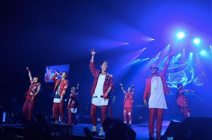 三代目 J Soul Brothers from EXILE TRIBE (c)テレビ朝日ドリームフェスティバル2015