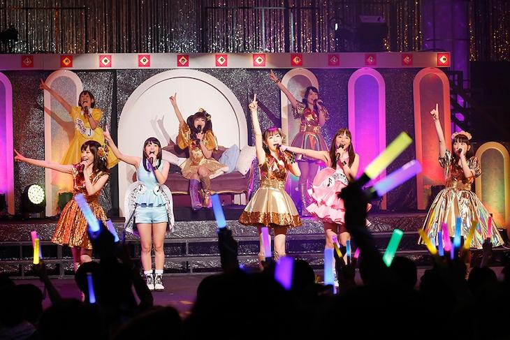 「イヤホンズ vs Aice5~それがユニット!~」の様子。(Photo by HAJIME KAMIIISAKA)