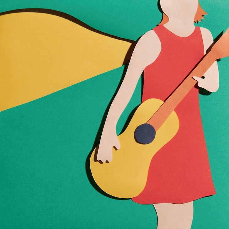 スピッツ「JUST LIKE HONEY ~『ハチミツ』20th Anniversary Tribute~」ジャケット