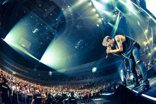ONE OK ROCK(撮影:橋本塁)