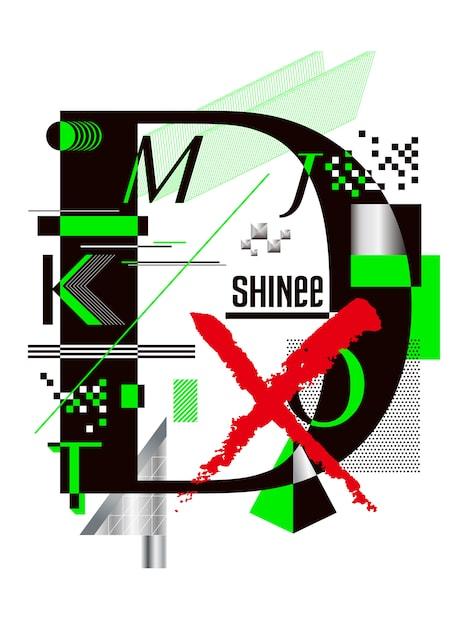SHINee「D×D×D」初回限定盤ジャケット