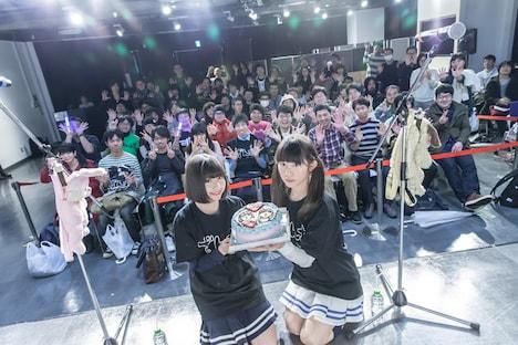 ずんね from JC-WC解散イベントの様子。(Photo by Masayo)