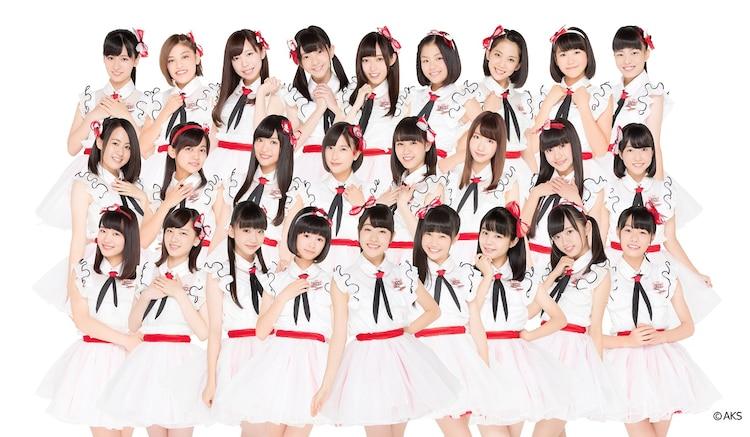 NGT48、アリオラジャパンからメジャーデビュー決定 - 音楽ナタリー