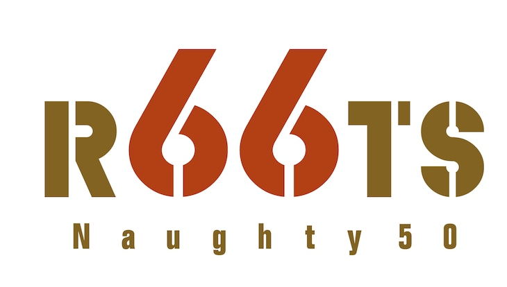 「ROOTS 66 -Naughty 50-」ロゴ