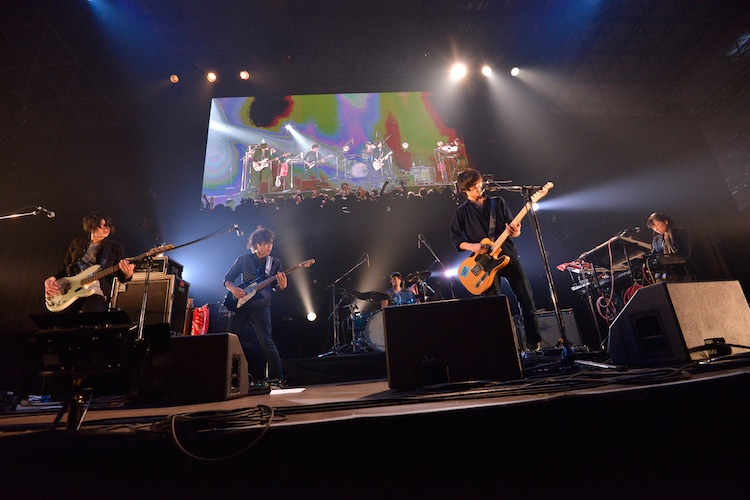 The Flickers(写真提供:rockin'on japan)