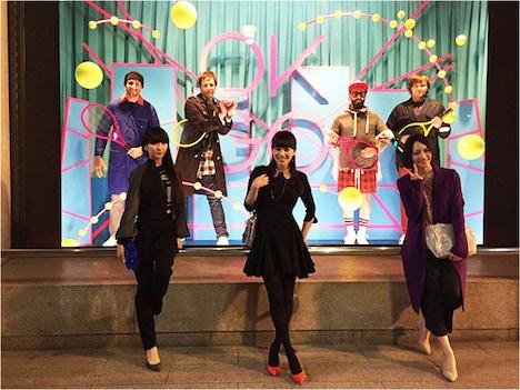 OK Go×Perfume