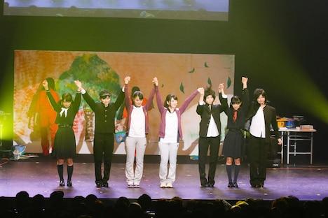 欅坂46演劇部(写真提供:Sony Music Records)
