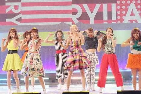 E-girls(c)フジテレビ