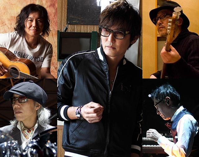 音楽ナタリー            スガシカオのkokua、初アルバム「Progress」は6月リリース