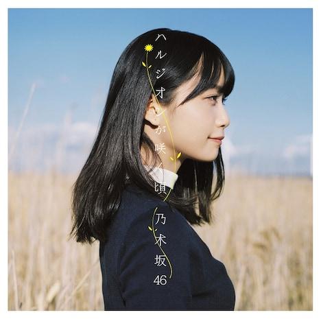 乃木坂46「ハルジオンが咲く頃」Type-Aジャケット