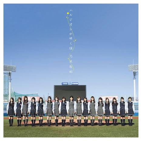 乃木坂46「ハルジオンが咲く頃」通常盤ジャケット