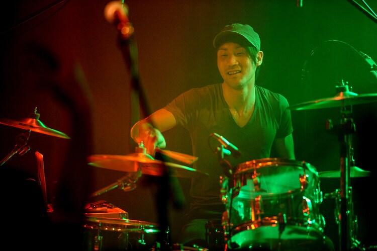 """本吉""""Nico""""弘樹(Dr, Cho / The Flickers)"""