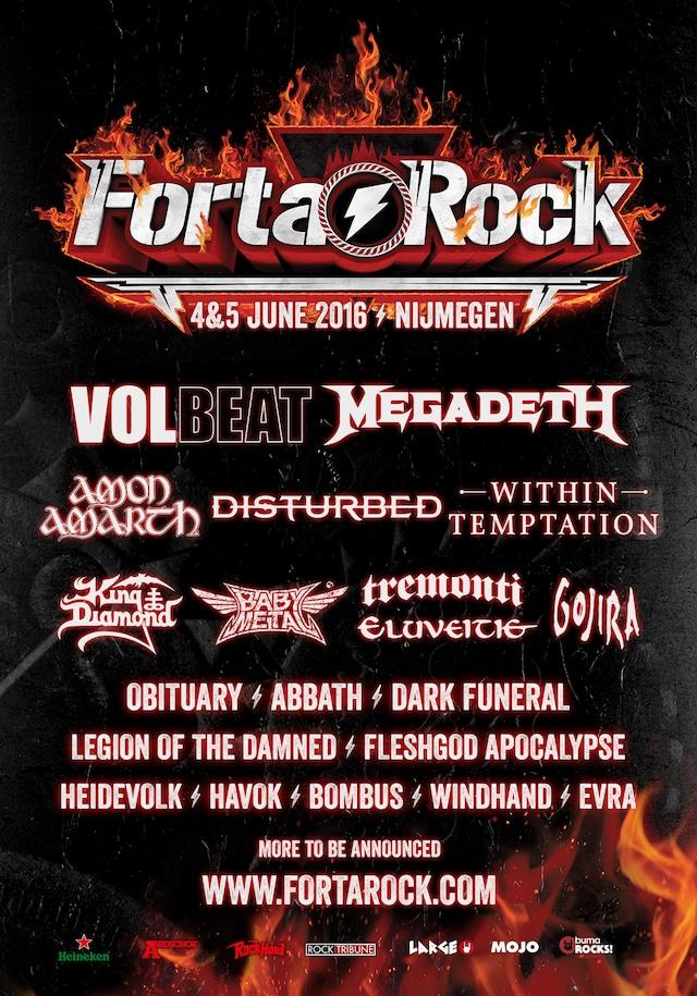 「Forta Rock」出演者