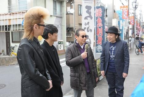 3月4日放送の「空耳アワード」のワンシーン。 (c)テレビ朝日