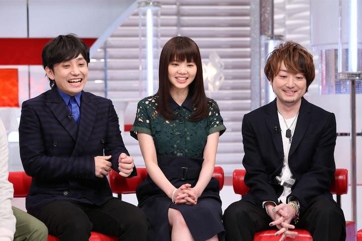いきものがかり (c)日本テレビ
