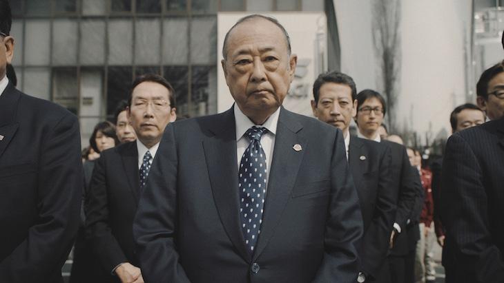 「ガリガリ君」テレビCM「値上げ」編のワンシーン。