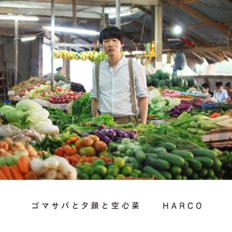 HARCO「ゴマサバと夕顔と空心菜」ジャケット