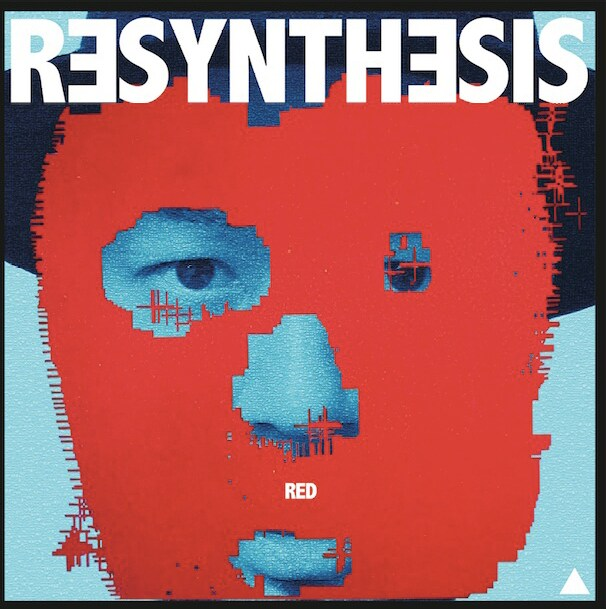 grooveman Spot「Resynthesis(Red)」ジャケット