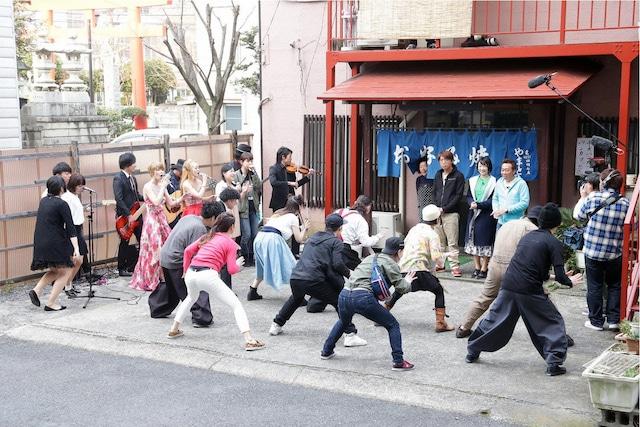 「モヤモヤさまぁ~ず2」収録の様子。(c)テレビ東京