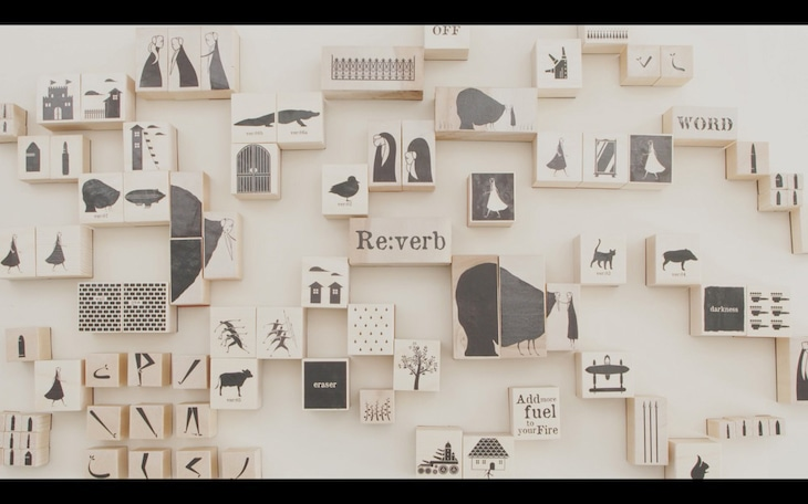 ササノマリイ「Re:verb」MVのワンシーン。