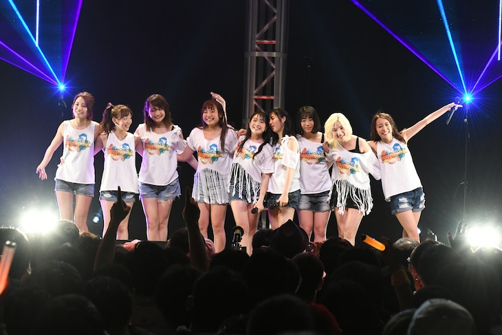 「Cheeky MONSTER VOL.2 ~It's a Small World~」の様子。