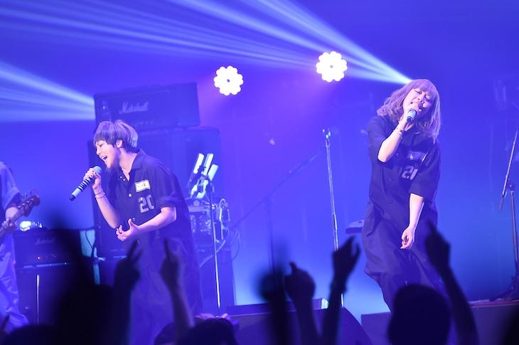 PUFFY(写真提供:ワーナーミュージック・ジャパン)