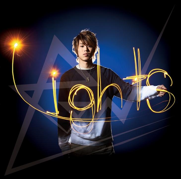 ReN「Lights」ジャケット