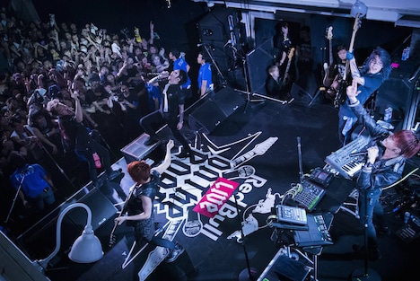 Crossfaith feat. MAH from SiM(Photo by Ryota Mori / Red Bull Content Pool)