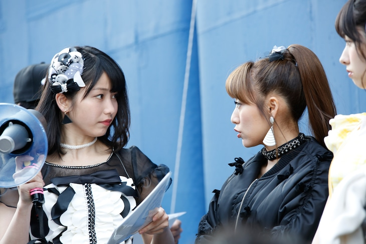 「存在する理由 DOCUMENTARY of AKB48」キービジュアル