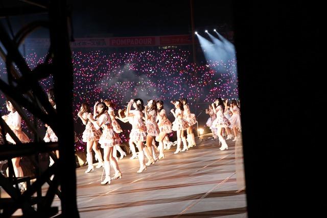 「存在する理由 DOCUMENTARY of AKB48」のワンシーン。