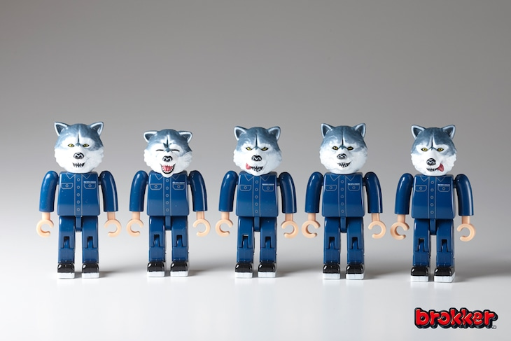 MAN WITH A MISSION brokker