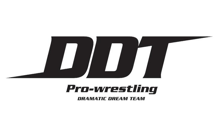 DDTプロレスリング ロゴ