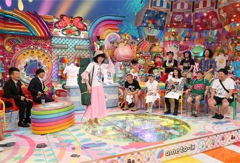 「アメトーーク!」のワンシーン。 (c)テレビ朝日