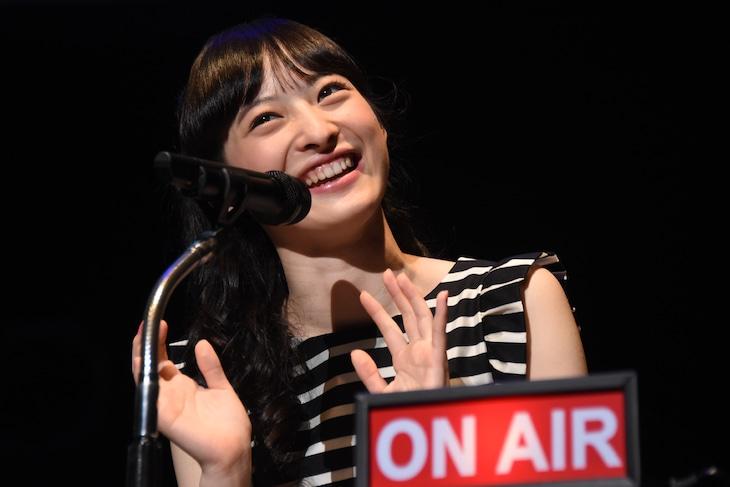 「松野莉奈生誕ソロライブ rinanan RADIO SHOW!!」の様子。