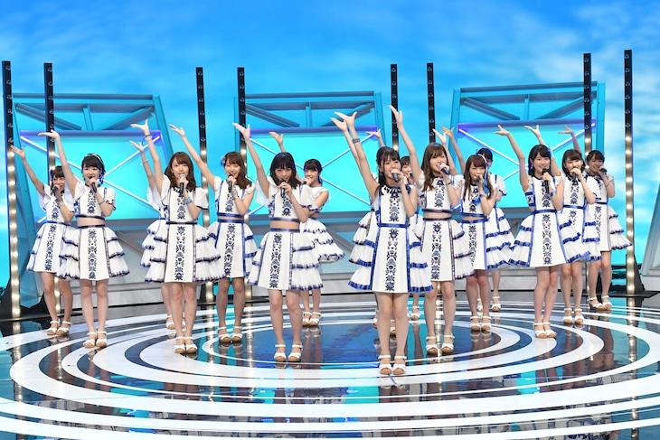 乃木坂46 (c)TBS