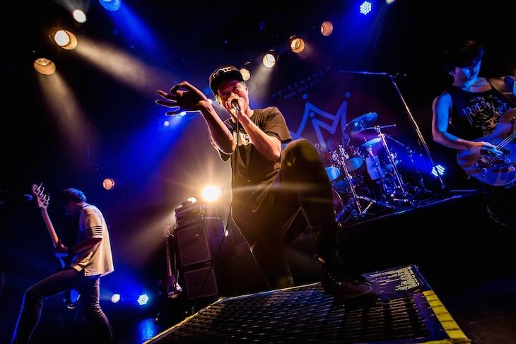 "NOISEMAKER「ROAR TOUR 2016」東京・UNIT公演の様子。(Photo by Takashi ""TAKA"" Konuma)"