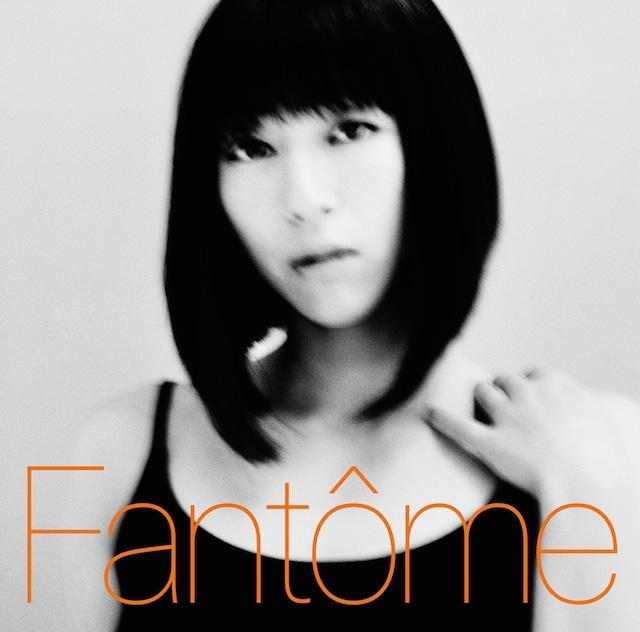 宇多田ヒカル「Fantôme」ジャケット