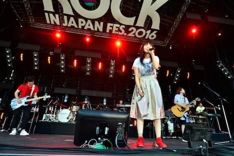 いきものがかり(写真提供:rockin'on japan)