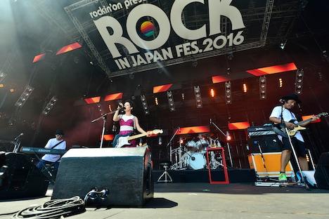 木村カエラ(写真提供:rockin'on japan)