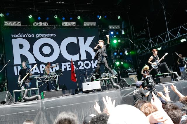 Crossfaith(写真提供:rockin'on japan)